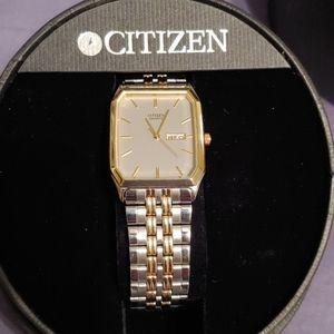 Citizen Silver/Gold watch